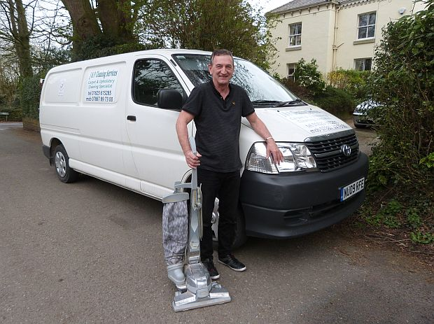 For a first class, friendly, efficient and professional service, call Phil now!